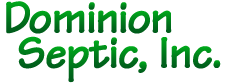 Dominion Septic, Inc. Logo