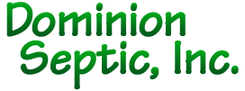 Dominion Septic, Inc. Sticky Logo Retina